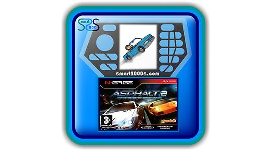 Asphalt: Urban GT 2 - 2000s game for Nokia N-Gage