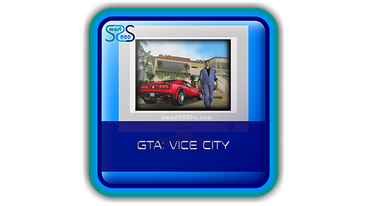 Grand Theft Auto: Vice City - 2000s video game