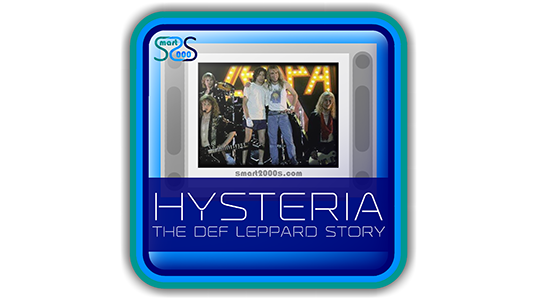 Hysteria – The Def Leppard Story - 2000s Movie