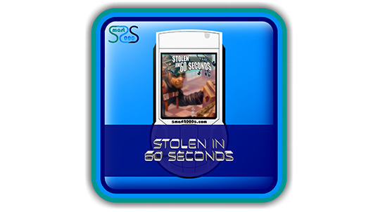 Stolen in 60 Seconds - 2000s game for Symbian