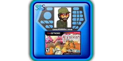 Alien Front - Robo - 2000s Game for N-Gage