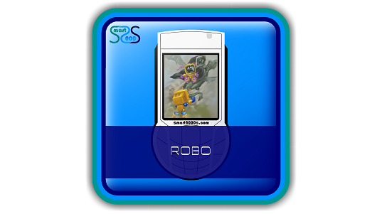 Robo - 2000s Game for Symbian OS