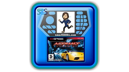 Asphalt Urban GT - 2000s Game for Nokia N-Gage