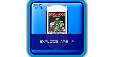 Explode Arena - 2000s Game for Symbian OS