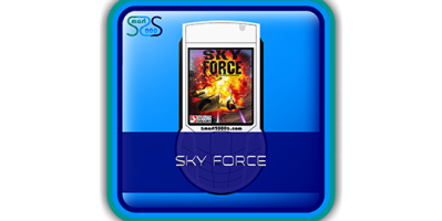 Sky Force - 2000s game for Symbian