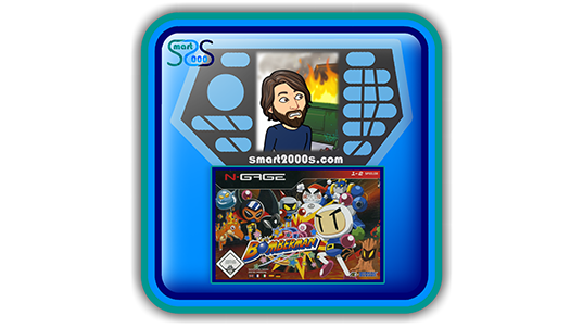 Bomberman - 2000s game for N-Gage