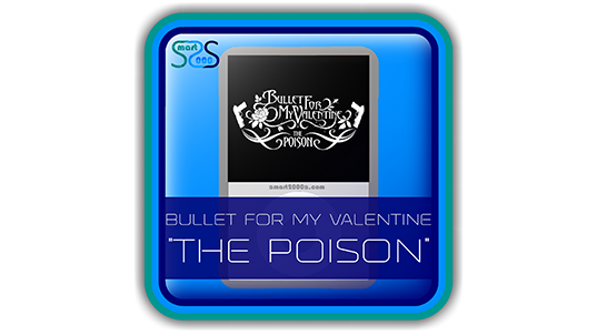 """Bullet For My Valentine """"The Poison"""" - 2000s Rock Music Album"""