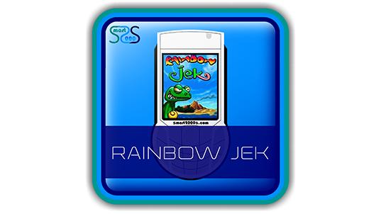 Rainbow Jek - 2000s game for Symbian