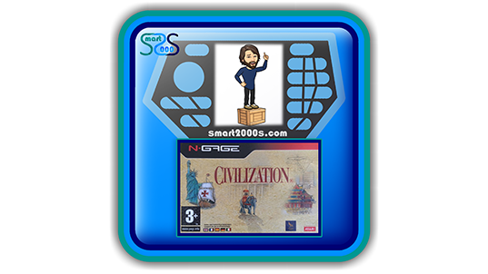 Civilization - 2000s game for N-Gage
