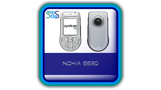 Nokia 6630 - 2000s smartphone review