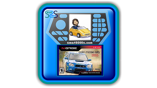 Colin McRae Rally 2005 - 2000s game for N-Gage