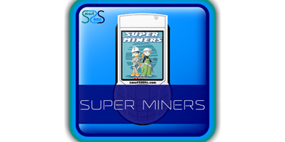 Super Miners - 2000s game for Symbian
