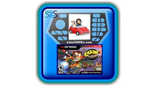 Crash Nitro Kart - 2000s game for N-Gage