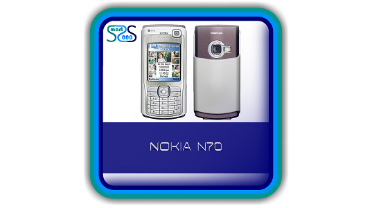 Nokia N70 - 2000s smartphone review