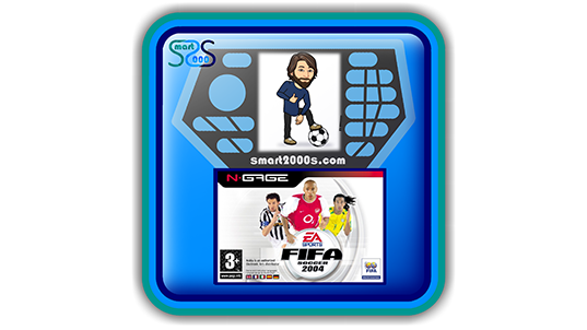 FIFA Soccer 2004 - 2000s game for N-Gage