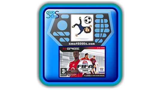FIFA Soccer 2005 - 2000s game for N-Gage