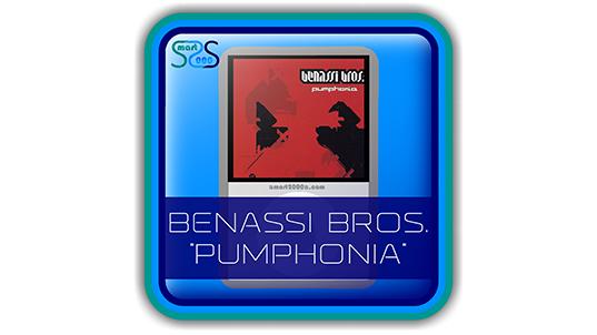 """Benassi Bros. """"Pumphonia"""" - 2000s EDM Album"""