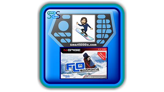 Flo Boarding - 2000s game for N-Gage