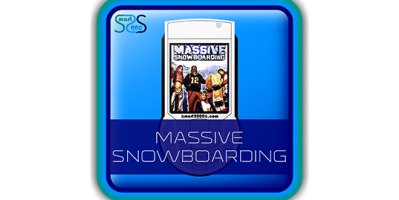 Massive Snowboarding - 2000s game for Symbian