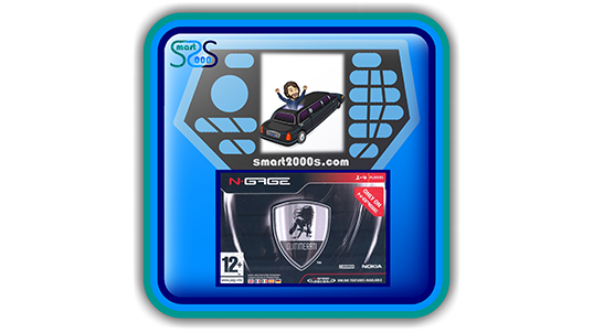 Glimmerati - 2000s game for N-Gage