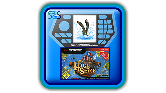 High Seize - 2000s game for N-Gage