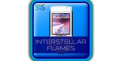 Interstellar Flames -2000s game for Symbian