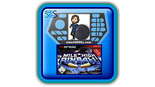 Mile High Pinball - 2000s game for N-Gage