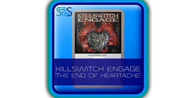 """Killswitch Engage """"The End of Heartache"""" - 2000s Rock Music Album"""