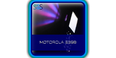 Motorola E398 - 2000s Phone Review