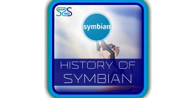 History of Symbian OS